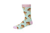 Retro Icecream Socks