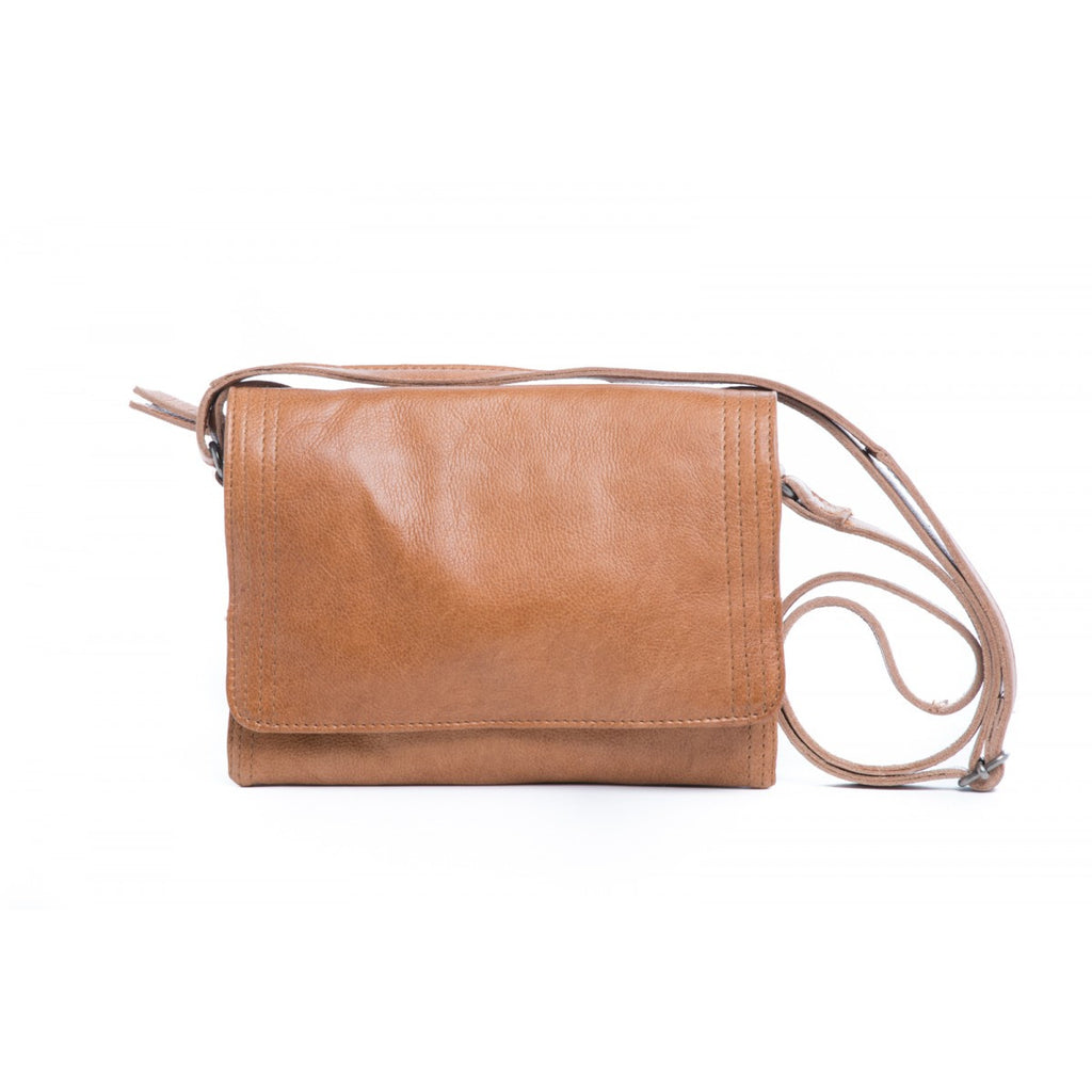 Gloria Cross Body Leather Bag