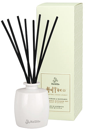 Celebrate Vanilla & Patchouli Fragrance Diffuser Set