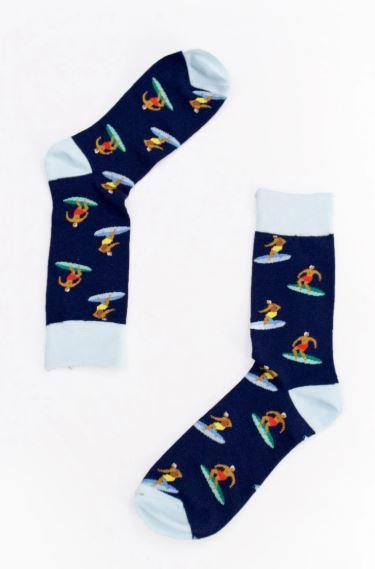 Surfer Socks