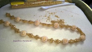Dubai Gold Necklace 2