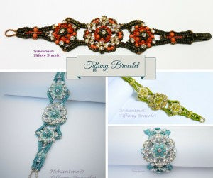 Tiffany Bracelet collage 1