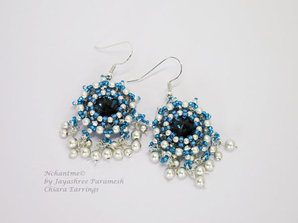 Chiara Earrings Kit with Earwires