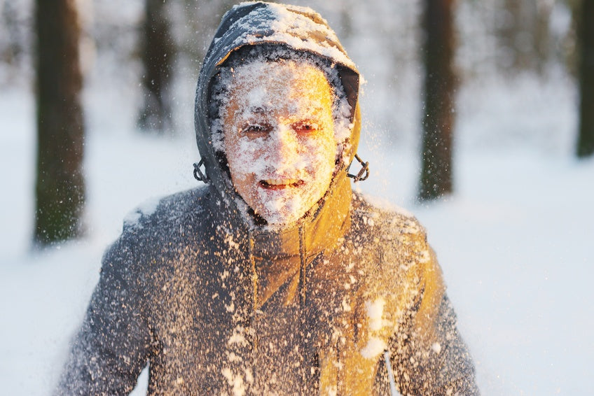 Men's Guide to Looking After Skin in The Winter