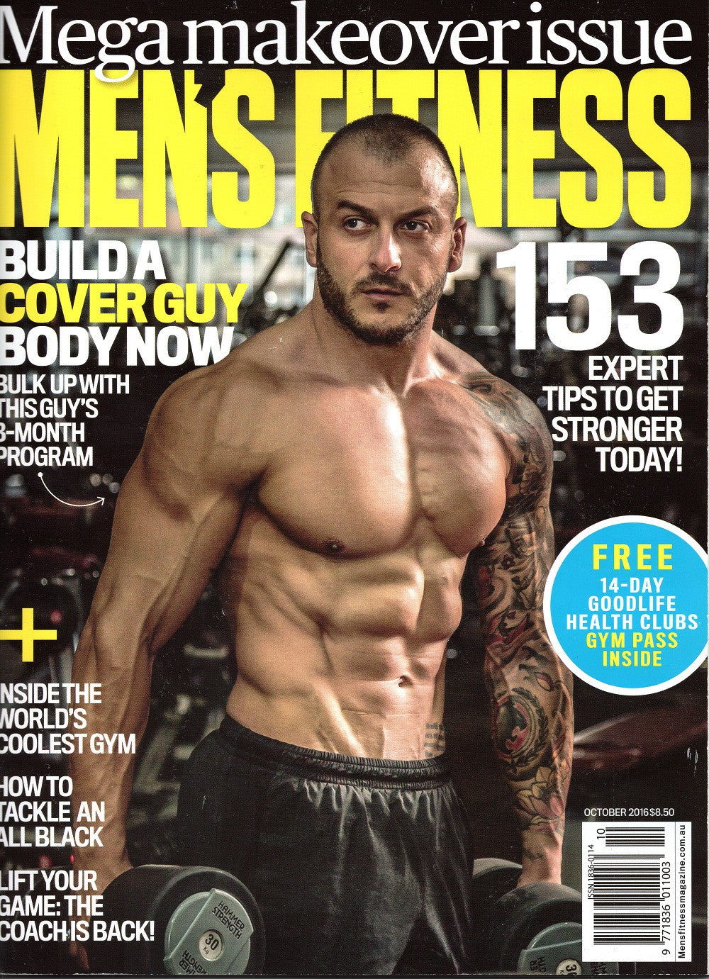 Men's Botanics Mens Fitness Australia