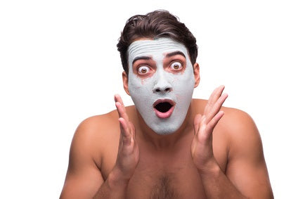 Men's Natural Clay Mask