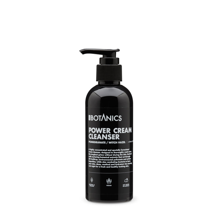 Ultra Power Cream Cleanser