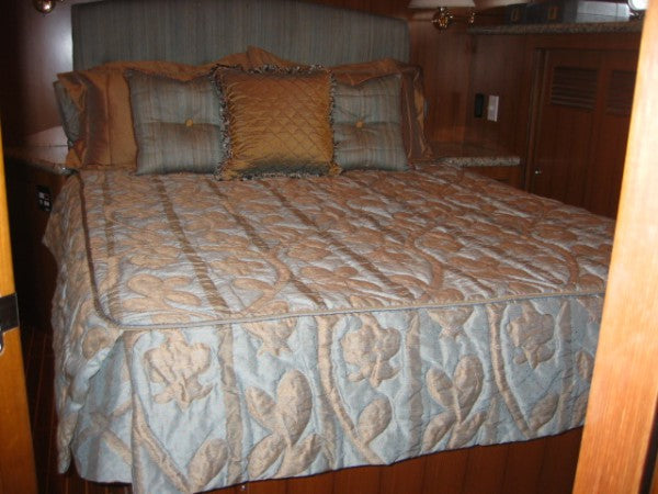 yacht discuss to custom upgraded in weeks camper have short bed us and capital call rv your just bedding a company needs mattress