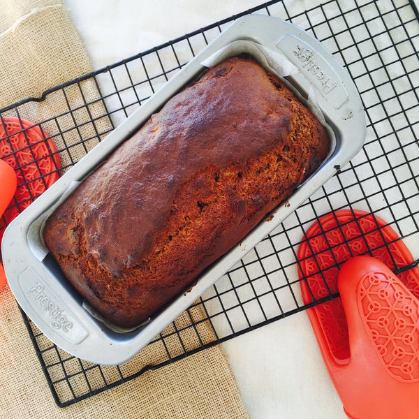 Third time lucky… banana bread!