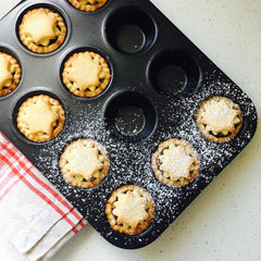 Figgy Christmas Fruit Mince Pies