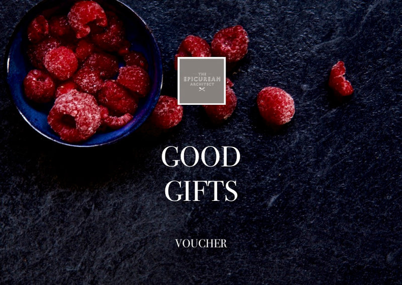 THE EPICUREAN ARCHITECT GIFT VOUCHER