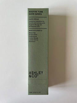 ASHLEY & CO GONE GREEN HAND & BODY CREAM TUBE