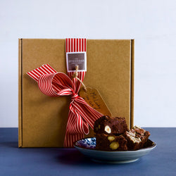 THE BROWNIE BOX