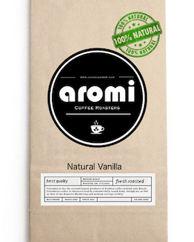 Natural Vanilla Flavored Arabica