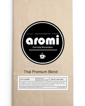 Thai Premium Blend Arabica Coffee