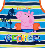 George Pig Swim Time Summer Tee