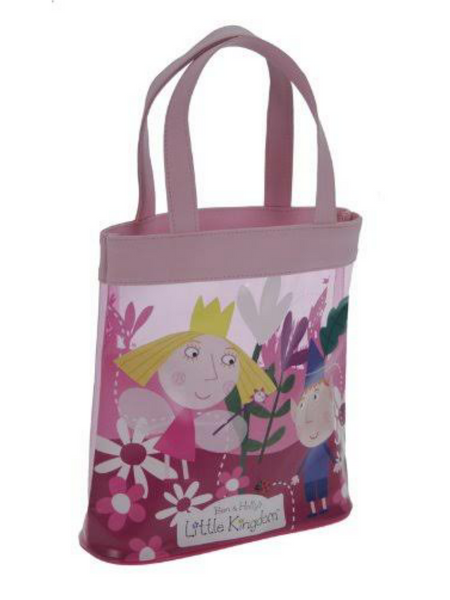 Ben and Holly's Little Kingdom Tote Bag