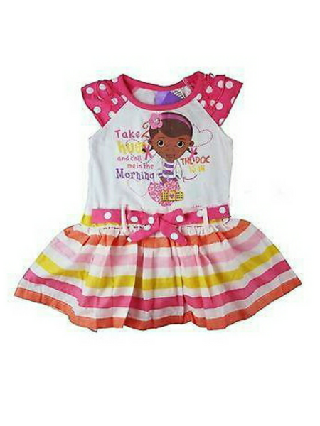 Doc McStuffins 'The Doc is in' Dress