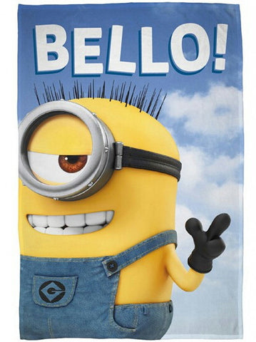 Despicable Me Bello Fleece Blanket