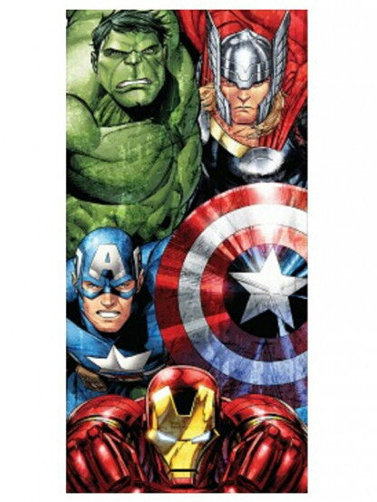 Marvel Avengers Attack Towel