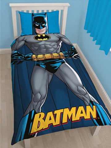 Batman Shadow Single Duvet/Quilt Cover Set
