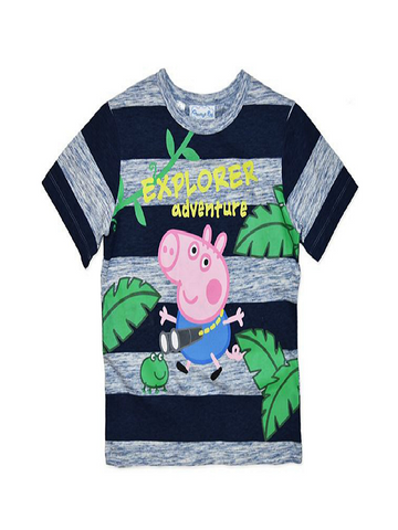 George Pig 'Adventure Explorer' Summer Tee