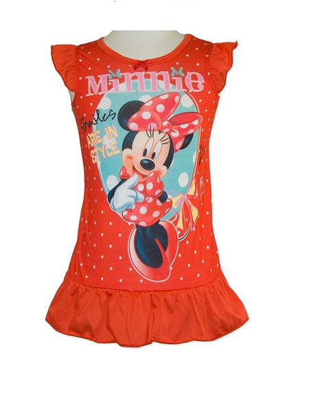 Disney Minnie Mouse 'Smiles are in Style' Nightie