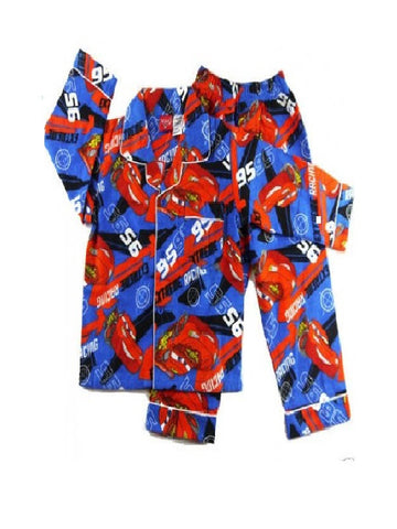 Disney Cars 95 Blue Winter Pyjamas