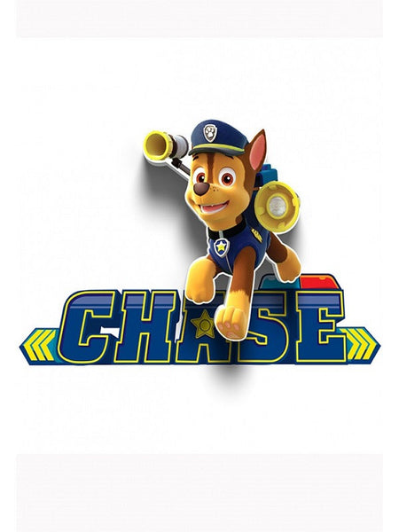 Paw Patrol 'Chase' LED Wall Light (RRP $30)