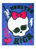 Monster High Beasties Fleece Blanket