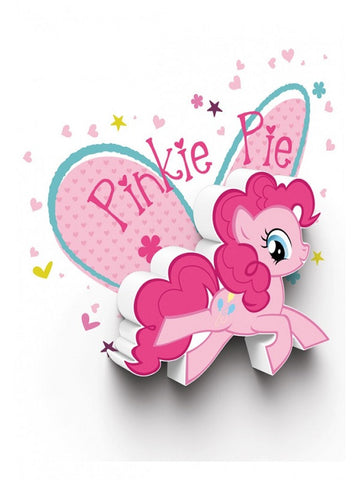 My Little Pony 'Pinkie Pie' LED Wall Light (RRP $30)
