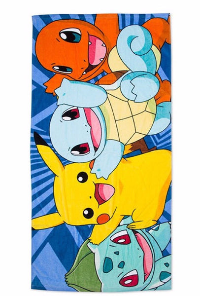 Pokemon 'Catch' Towel