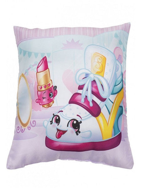 Shopkins 'Shopaholic' Reversible Cushion