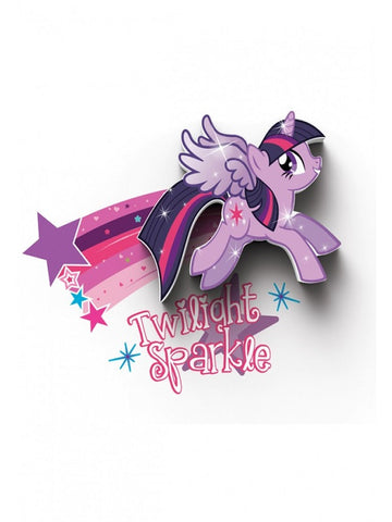 My Little Pony 'Twilight Sparkle' LED Wall Light (RRP $30)