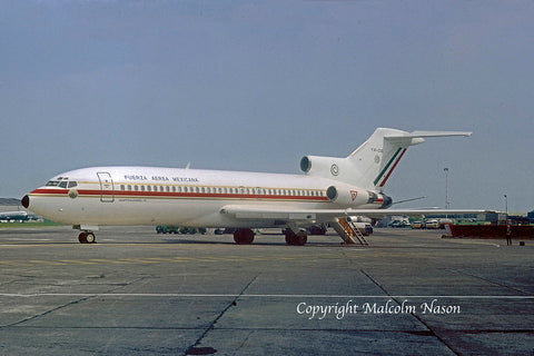 Mexico President Transport 727