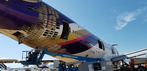 Thai Airways PlaneTags