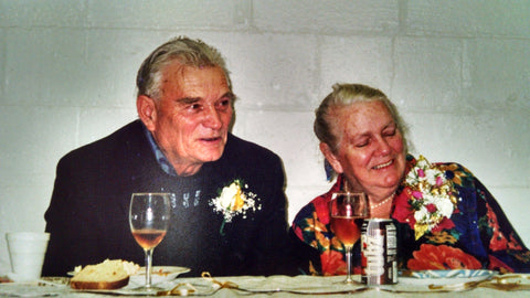 Walter and Margaret Soplata