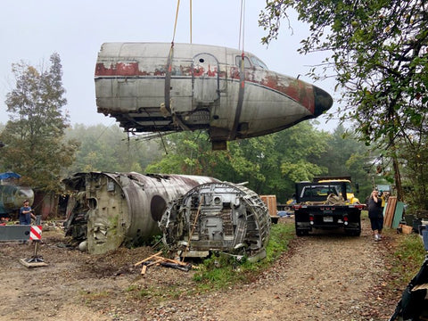 salvaging dc-7