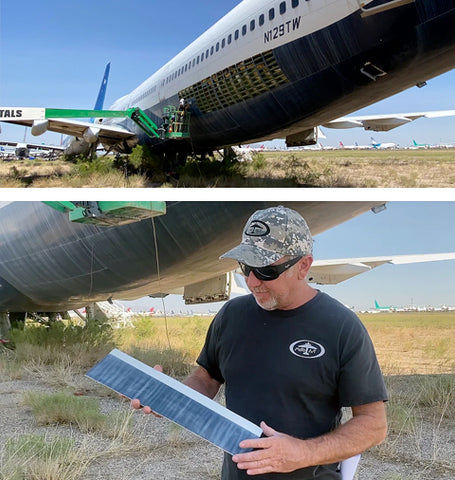 MotoArt owner Dave Hall 747