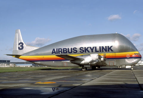 Airbus Super Guppy Turbine