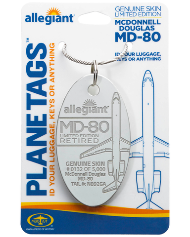 plane luggage tags