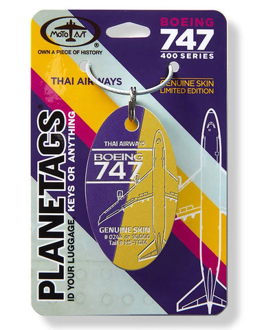 Thai Airways gift