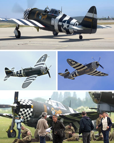 Custom Curtiss P-47 Thunderbolt