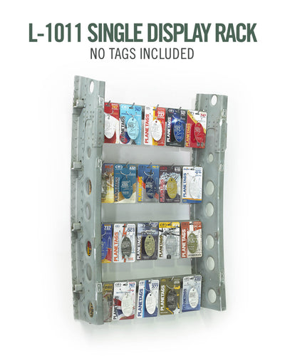 PlaneTags L-1011 TriStar Display Racks