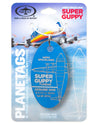 Custom Super Guppy Turbine - PLANETAGS TAIL #F-BTGV