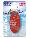 Super Guppy Turbine - PLANETAGS TAIL #F-BTGV