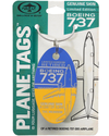 Custom Southwest Airlines Boeing 737 PlaneTag Tail# N365SW