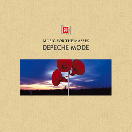 DEPECHE MODE CELEBRATE 'MUSIC FOR THE MASSES'