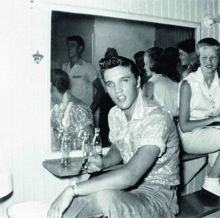 Early Elvis Presley Photos
