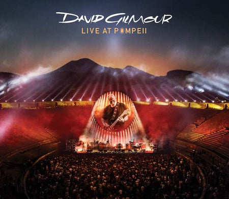 Watch David Gilmour: Live In Pompeii Trailer